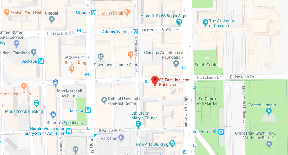 Google Maps- RLM Address